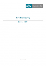 December 2017 Investment Survey